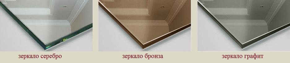 Зеркало графит фото